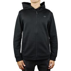 Abbigliamento Uomo Felpe 4F Men Hoodie X4Z18-BLM201BLK