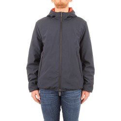 Abbigliamento Uomo giacca a vento Brekka BRFW0055 Blu