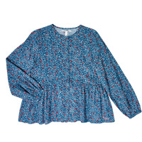 Abbigliamento Bambina Top / Blusa Pepe jeans ISA Blu
