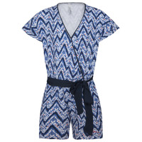 Abbigliamento Bambina Tuta jumpsuit / Salopette Pepe jeans CLEA Blu