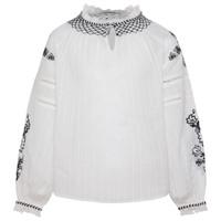 Abbigliamento Bambina Top / Blusa Pepe jeans RONIE Bianco