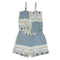 Abbigliamento Bambina Tuta jumpsuit / Salopette Guess MATHIS Multicolore
