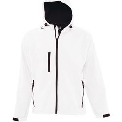 Abbigliamento Uomo Giubbotti Sols REPLAY MEN STYLE Blanco