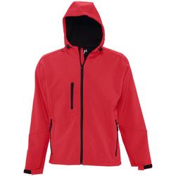 Abbigliamento Uomo Giubbotti Sols REPLAY MEN STYLE Rojo
