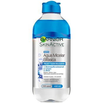 Bellezza Detergenti e struccanti Garnier Skinactive Agua Micelar Sensitve  400 ml