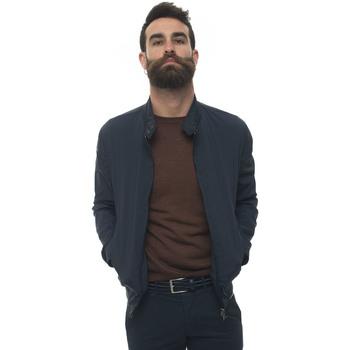 Abbigliamento Uomo Giubbotti Angelo Nardelli 3718-A363050 Blu