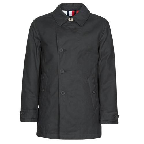 Abbigliamento Uomo Cappotti Tommy Hilfiger SHORT SB JACKET Marine