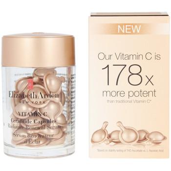 Bellezza Donna Antietà & Antirughe Elizabeth Arden Ceramide Vitamine C Capsules  30 uds