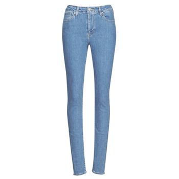 Abbigliamento Donna Jeans skynny Levi's 721 HIGH RISE SKINNY Los / Angeles / Rocks