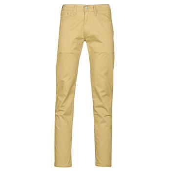 Abbigliamento Uomo Pantaloni 5 tasche Levi's 511 SLIM FIT Beige