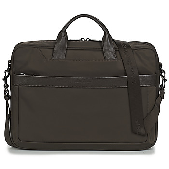 Borse Uomo Porta Documenti LANCASTER Basic Sport Men's 10 Marrone