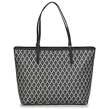 Borse Donna Tote bag / Borsa shopping LANCASTER IKON 4 Nero