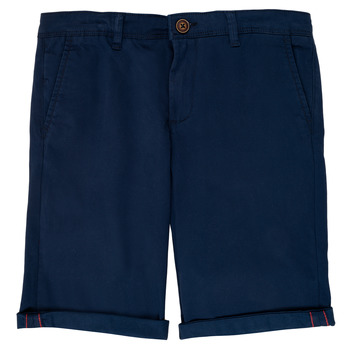 Abbigliamento Bambino Shorts / Bermuda Jack & Jones JJIBOWIE Marine