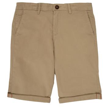 Abbigliamento Bambino Shorts / Bermuda Jack & Jones JJIBOWIE Beige