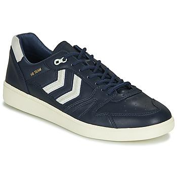 Scarpe Uomo Sneakers basse Hummel HB TEAM CREST Blu