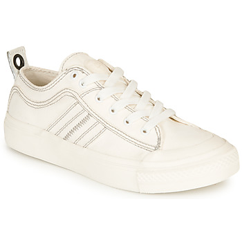 Scarpe Donna Sneakers basse Diesel S-ASTICO LOW LACE W Bianco