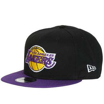 Accessori Cappellini New-Era NBA 9FIFTY LOS ANGELES LAKERS Nero / Viola