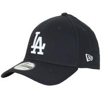 Accessori Cappellini New-Era LEAGUE BASIC 39THIRTY LOS ANGELES DODGERS Nero / Bianco