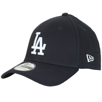 Accessori Cappellini New-Era LEAGUE BASIC 39THIRTY LOS ANGELES DODGERS Nero / Bianco