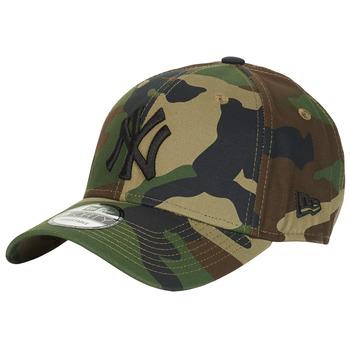 Accessori Cappellini New-Era LEAGUE ESSENTIAL 9FORTY NEW YORK YANKEES Camouflage / Kaki