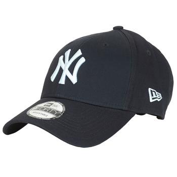 Accessori Cappellini New-Era LEAGUE BASIC 9FORTY NEW YORK YANKEES Marine / Bianco