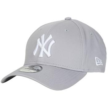 Accessori Cappellini New-Era LEAGUE BASIC 9FORTY NEW YORK YANKEES Grigio / Bianco