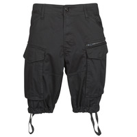 Abbigliamento Uomo Shorts / Bermuda G-Star Raw Rovic zip relaxed 12 Black
