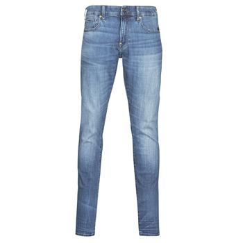 Abbigliamento Uomo Jeans skynny G-Star Raw REVEND SKINNY Blu
