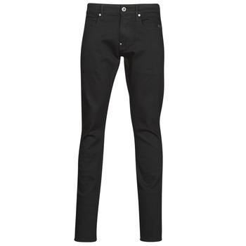 Abbigliamento Uomo Jeans skynny G-Star Raw REVEND SKINNY Nero