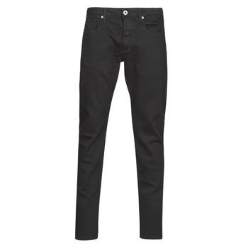 Abbigliamento Uomo Jeans slim G-Star Raw 3301 SLIM Nero