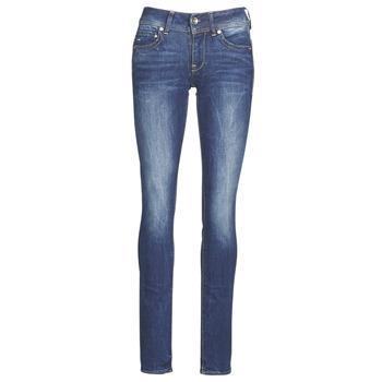 Abbigliamento Donna Jeans dritti G-Star Raw MIDGE MID STRAIGHT WMN Kaki
