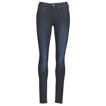 Abbigliamento Donna Jeans skynny G-Star Raw 3301 HIGH SKINNY WMN Dk