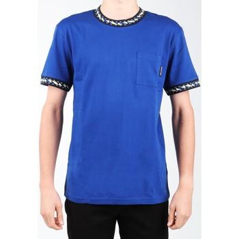 Abbigliamento Uomo T-shirt maniche corte DC Shoes DC EDYKT03372-BYB0 granatowy