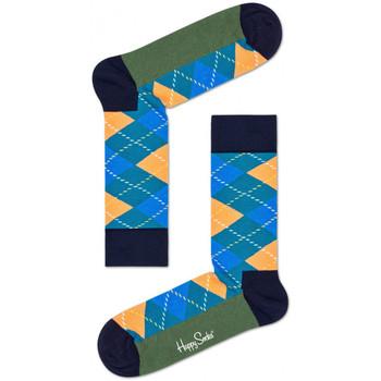 Accessori Calzini Happy Socks Argyle sock Multicolore