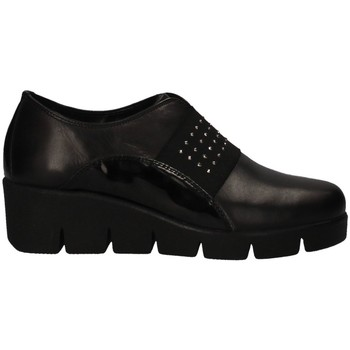 Scarpe Donna Slip on Milena 656045 NERO