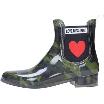 Scarpe Donna Stivali da pioggia Love Moschino JA21013G06 Multicolore