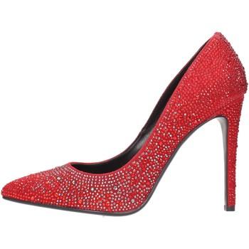 Scarpe Donna Décolleté Lola Cruz - Decollete rosso 210Z01BK Multicolore
