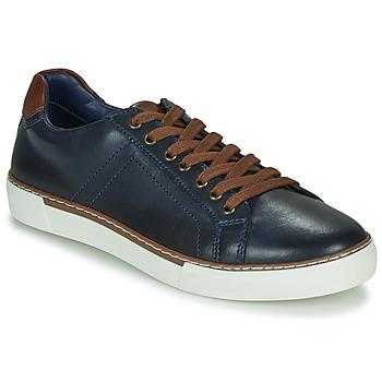 Scarpe Uomo Sneakers basse André SHANN Marine