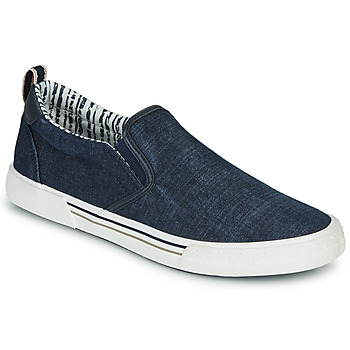 Scarpe Uomo Slip on André SLEEPY Blu