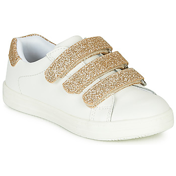 Scarpe Bambina Sneakers basse André TRACIE Bianco