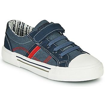 Scarpe Bambino Sneakers basse André ALAN Blu