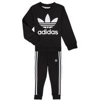 Abbigliamento Unisex bambino Completo adidas Originals LOKI Nero