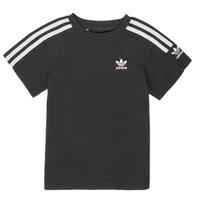Abbigliamento Bambino T-shirt maniche corte adidas Originals MINACHE Nero