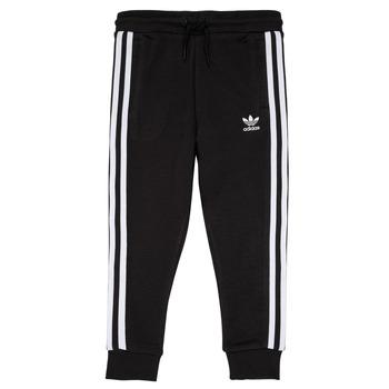 Abbigliamento Unisex bambino Pantaloni da tuta adidas Originals LOOAI Nero