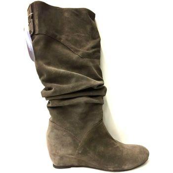 Scarpe Donna Sneakers Frau ATRMPN-00781 Marrone