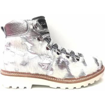 Scarpe Donna Sneakers alte Olang ATRMPN-15370 Argento
