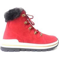 Scarpe Donna Sneakers alte Olang ATRMPN-15387 Rosso