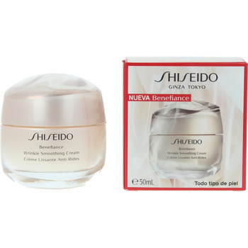 Bellezza Donna Antietà & Antirughe Shiseido Benefiance Wrinkle Smoothing Cream  50 ml