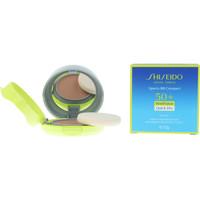 Bellezza Fondotinta & primer Shiseido Sun Care Sport Bb Compact Spf50+ medium 12 Gr 12 g