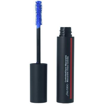Bellezza Donna Mascara Ciglia-finte Shiseido Controlled Chaos Mascaraink 02-sapphire Spark 11,5 ml
